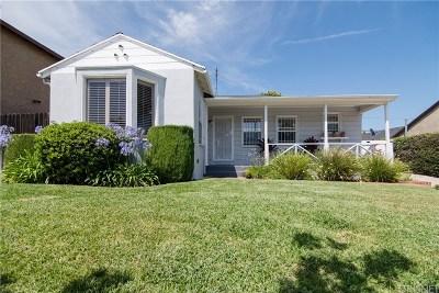 Single Family Home Active Under Contract: 5622 South Verdun Avenue