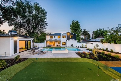 Los Angeles County Single Family Home For Sale: 18938 Wells Drive