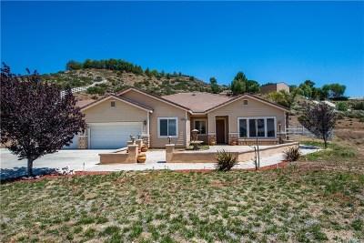 Acton Single Family Home For Sale: 34008 Desert Road