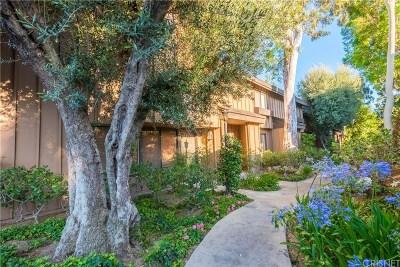 Northridge Condo/Townhouse For Sale: 9751 Reseda Boulevard #22