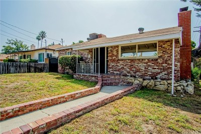 Sylmar Single Family Home For Sale: 14556 Oro Grande Street