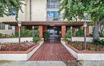 Valley Village Condo/Townhouse For Sale: 12720 Burbank Boulevard #307