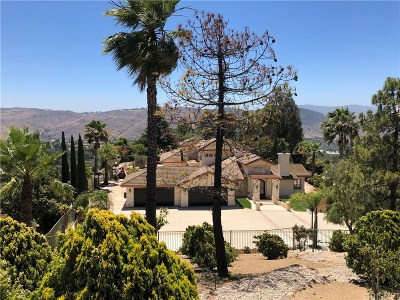 Camarillo Single Family Home For Sale: 3095 Palo Verde Circle