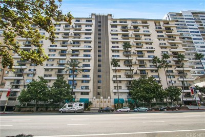 Condo/Townhouse For Sale: 10535 Wilshire Boulevard #1211