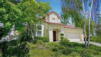 Canyon Country Single Family Home For Sale: 14713 Sundance Place