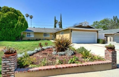 Woodland Hills Single Family Home For Sale: 24209 Friar Street