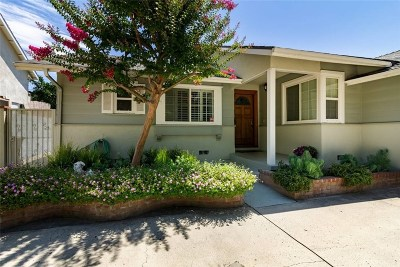 West Hills Single Family Home Active Under Contract: 22718 Criswell Street