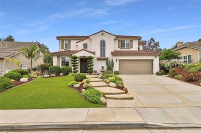 Simi Valley Single Family Home For Sale: 5294 Huckleberry Oak Street