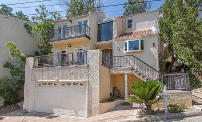 Woodland Hills Single Family Home For Sale: 20915 Abalar Street
