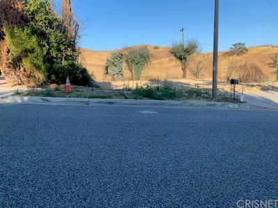 Calabasas Residential Lots & Land For Sale: 5460 Parkmor Road