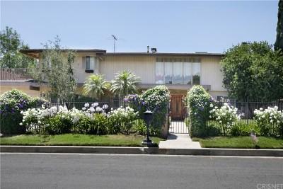 Northridge Single Family Home For Sale: 9801 Shoshone Avenue