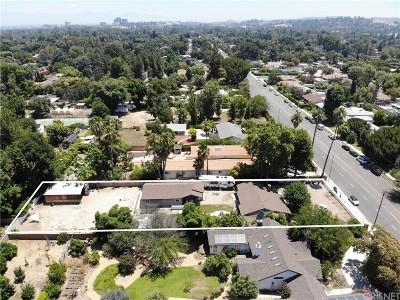 Woodland Hills Single Family Home For Sale: 23501 Burbank Boulevard