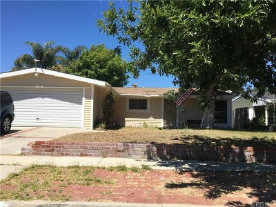 Canyon Country Single Family Home For Sale: 27311 Altamere Avenue
