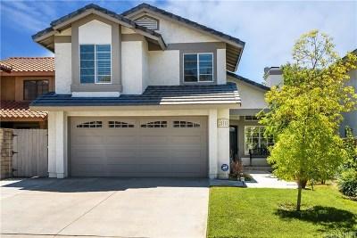 Santa Clarita, Canyon Country, Newhall, Saugus, Valencia, Castaic, Stevenson Ranch, Val Verde Single Family Home For Sale: 28118 Guilford Lane