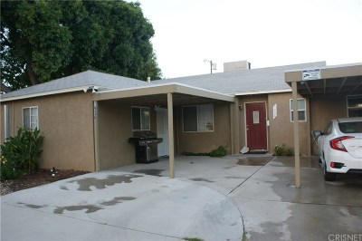 Reseda Single Family Home For Sale: 7934 Yarmouth Avenue