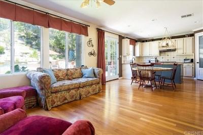 Valencia Single Family Home For Sale: 24069 Via Vista