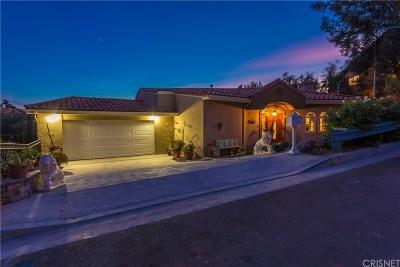 Woodland Hills Single Family Home For Sale: 4381 San Blas Avenue