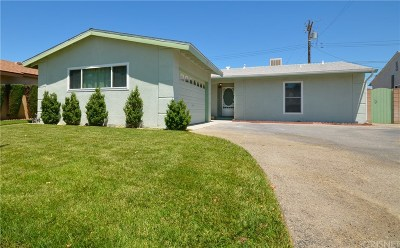 Saugus Single Family Home For Sale: 22565 Paraguay Drive