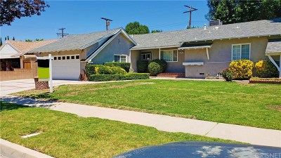 West Hills Single Family Home For Sale: 7042 Maynard Avenue