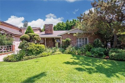 Valley Village Single Family Home For Sale: 5228 Goodland Avenue