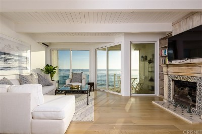 Malibu CA Condo/Townhouse For Sale: $2,349,000