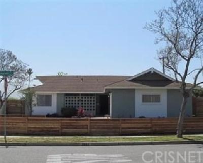 Camarillo Single Family Home For Sale: 2684 Hartnell Street
