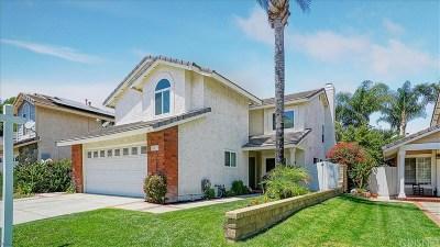 Santa Clarita, Canyon Country, Newhall, Saugus, Valencia, Castaic, Stevenson Ranch, Val Verde Single Family Home For Sale: 21633 Farmington Lane