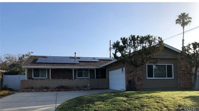 Northridge Single Family Home For Sale: 16857 Superior Street
