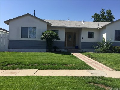 Arleta Single Family Home For Sale: 9171 Cranford Avenue
