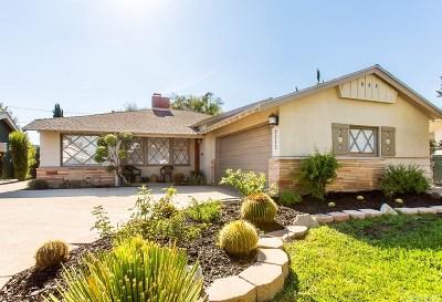 Northridge Single Family Home For Sale: 9213 Whitaker Avenue