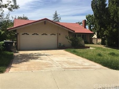 Agoura Hills Single Family Home For Sale: 6305 Timberlane Street