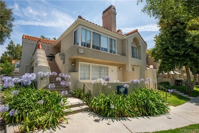 Calabasas Condo/Townhouse For Sale: 4240 Lost Hills Road #1901