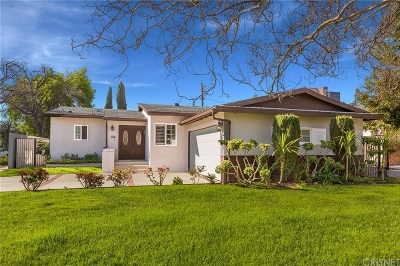 Tarzana Single Family Home For Sale: 18220 Margate Street