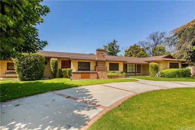 Sylmar Single Family Home For Sale: 13151 Bradley Avenue