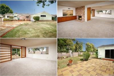 Canoga Park Single Family Home For Sale: 8416 Remmet Avenue