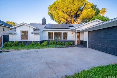 Altadena Single Family Home Active Under Contract: 2048 Sinaloa Avenue