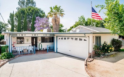 Los Angeles County Single Family Home For Sale: 10839 Eldora Avenue