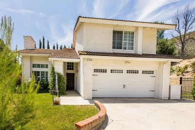 Agoura Hills Single Family Home For Sale: 27560 Freetown Lane