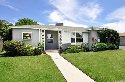 Reseda Single Family Home For Sale: 6618 Yarmouth Avenue
