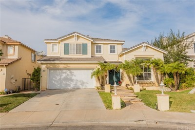 Simi Valley Single Family Home For Sale: 3289 Box Elder Court