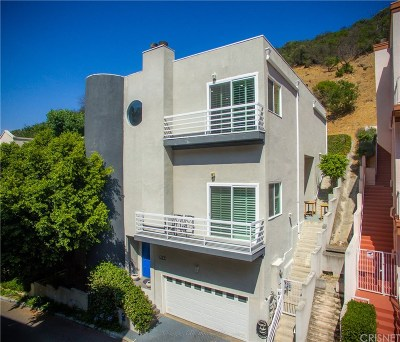 Sherman Oaks Single Family Home For Sale: 3516 Dixie Canyon Place