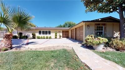 Woodland Hills Single Family Home For Sale: 5704 Comanche Avenue