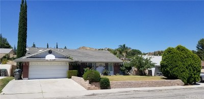 Canyon Country Single Family Home For Sale: 30250 Jasmine Valley Drive