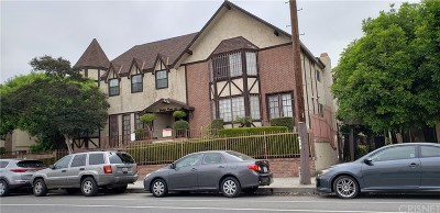 Panorama City Condo/Townhouse For Sale: 9210 Van Nuys Blvd Unit 1