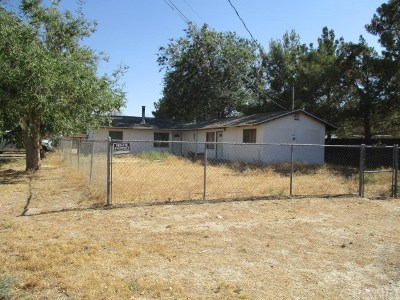 Lancaster Single Family Home For Sale: 3104 East Avenue H6