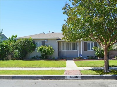 Sun Valley Single Family Home For Sale: 12266 Community Street
