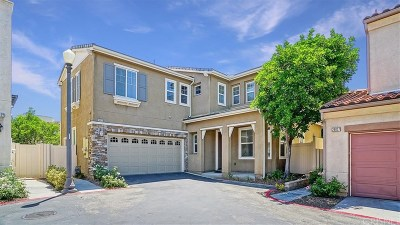 Newhall Single Family Home For Sale: 26023 Marquis Court