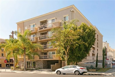 Los Angeles Condo/Townhouse For Sale: 3855 Ingraham Street #302
