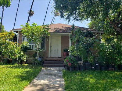 Pasadena Single Family Home For Sale: 680 East Mountain Street