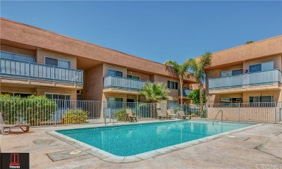 Palm Springs CA Condo/Townhouse For Sale: $169,888